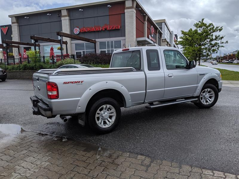 Pre-Owned 2011 Ford Ranger Sport Supercab 4WD