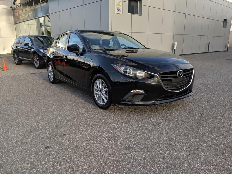 Pre-Owned 2015 Mazda3 Sport GS-SKY at