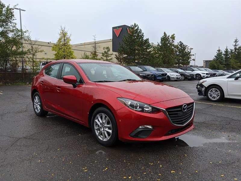 Certified Pre-Owned 2015 Mazda3 Sport GS-SKY at