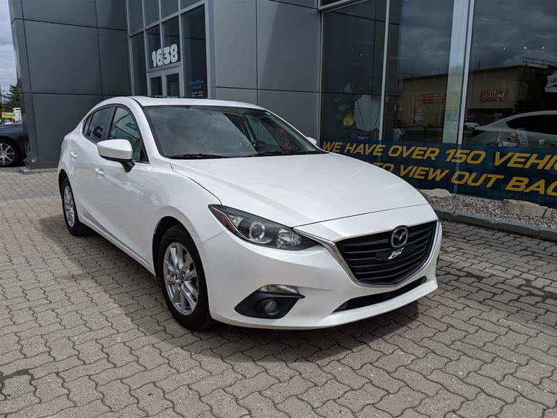 Certified Pre-Owned 2015 Mazda3 GS-SKY at