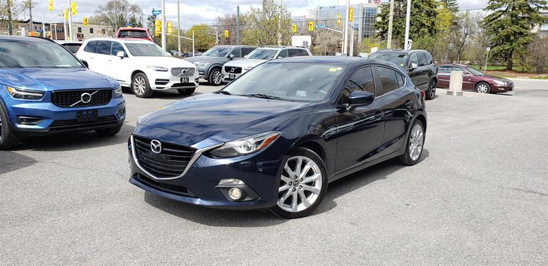 Certified Pre-Owned 2015 Mazda3 Sport GT SKY 6sp