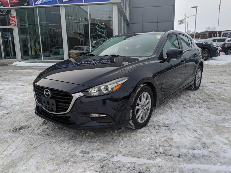 Certified Pre-Owned 2017 Mazda3 Sport GS at