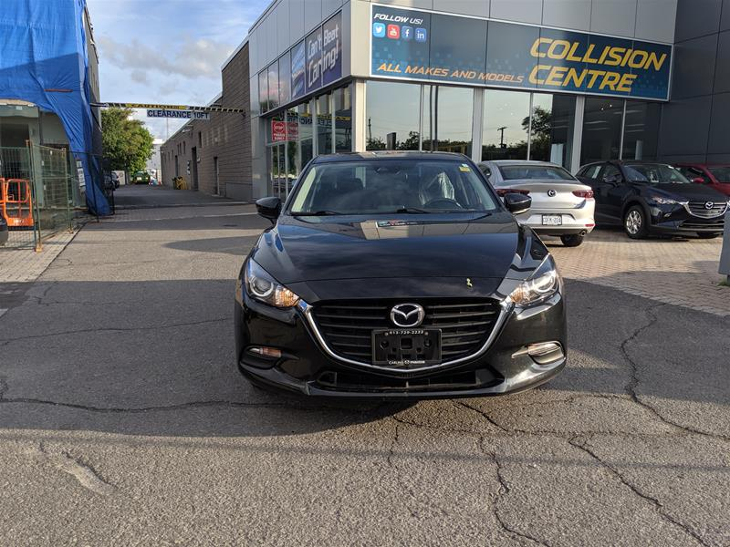 Certified Pre-Owned 2018 Mazda3 GS 6sp