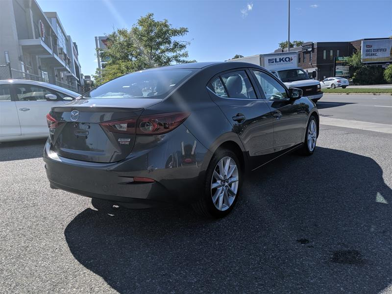 Certified Pre-Owned 2017 Mazda3 GT at
