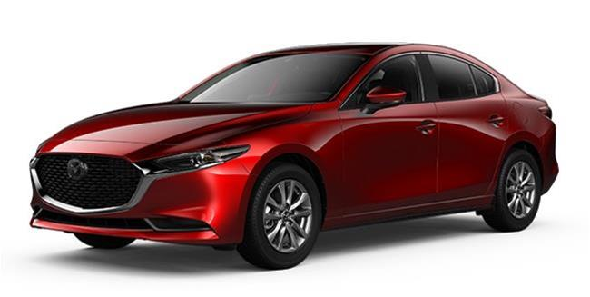 New 2019 Mazda3 GT at AWD