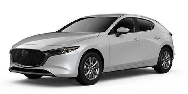 New 2019 Mazda3 Sport GS at AWD