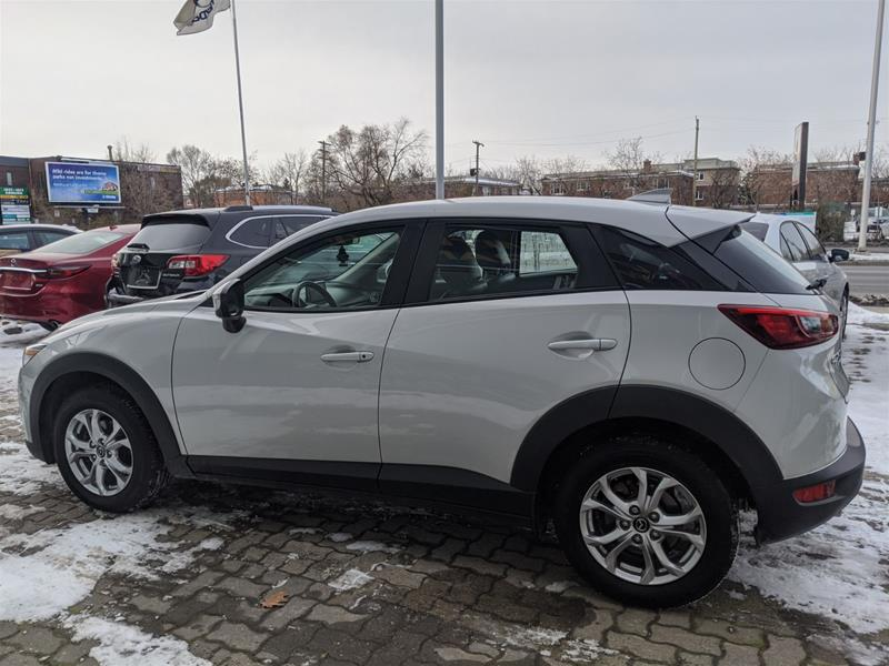 Certified Pre-Owned 2016 Mazda CX-3 GS AWD at