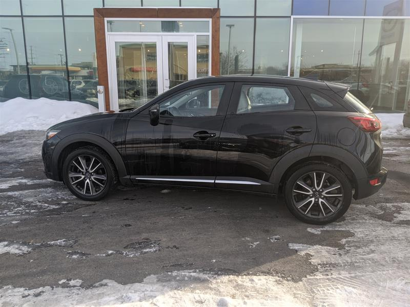 Pre-Owned 2017 Mazda CX-3 GT AWD at