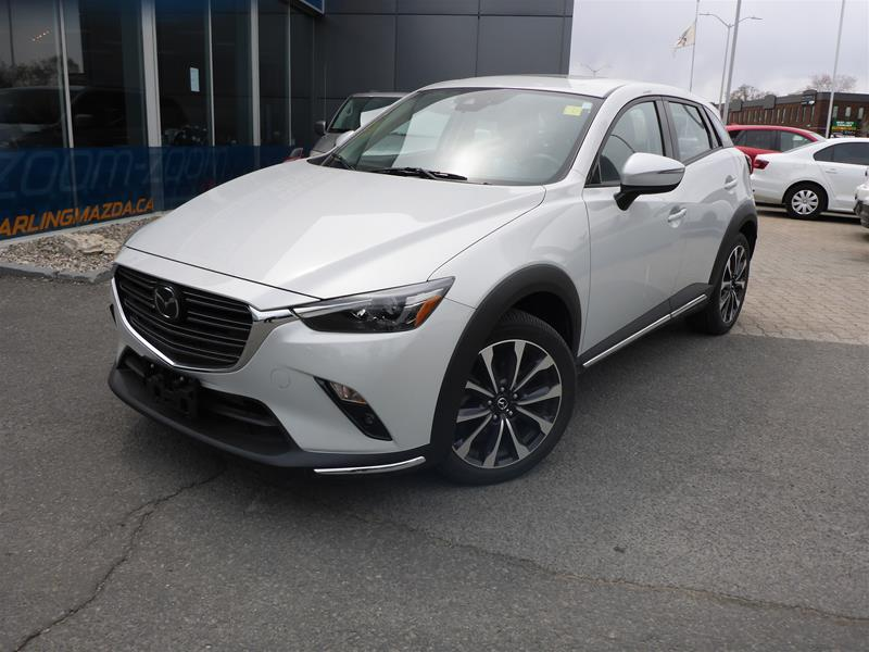 Certified Pre-Owned 2019 Mazda CX-3 GT AWD at (2)