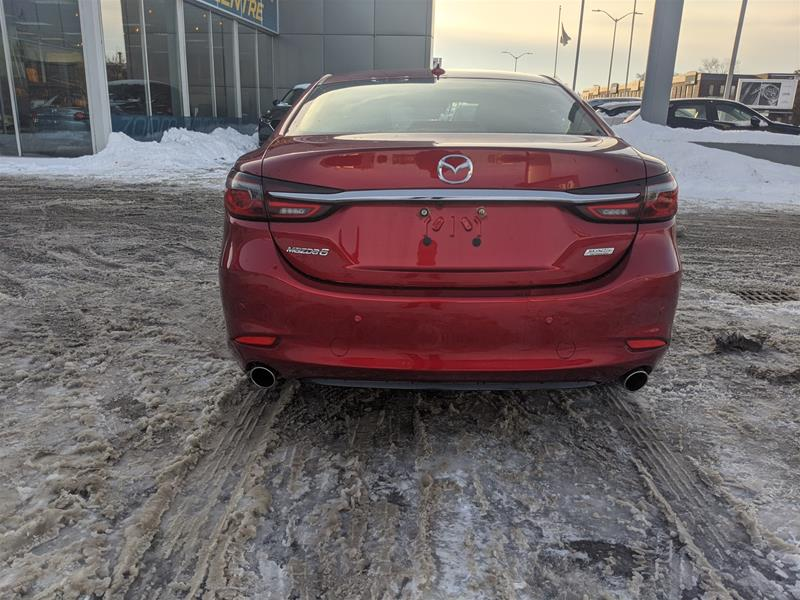 Certified Pre-Owned 2018 Mazda6 Signature at