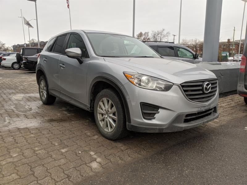 Pre-Owned 2016 Mazda CX-5 GX AWD at (2)