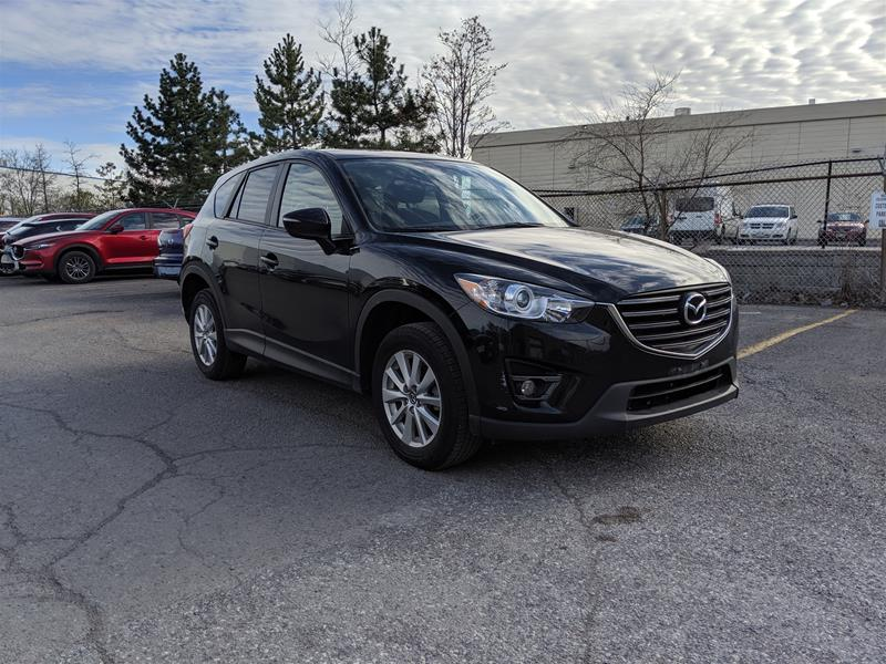 Certified Pre-Owned 2016 Mazda CX-5 GS AWD at