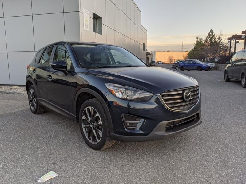 Certified Pre-Owned 2016 Mazda CX-5 GT AWD at