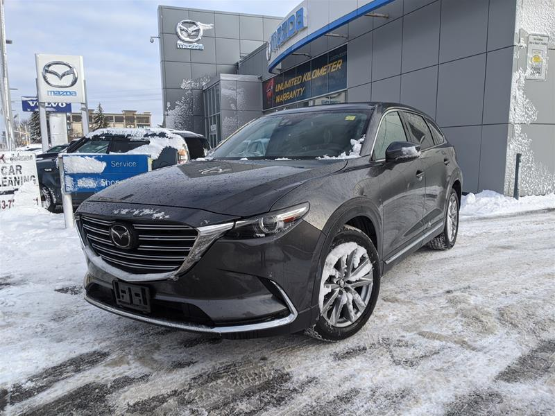 Certified Pre-Owned 2017 Mazda CX-9 GT AWD