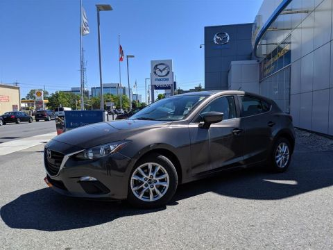 Pre-Owned 2015 Mazda3 Sport GS-SKY 6sp