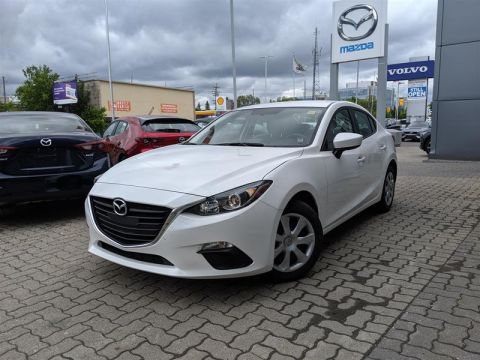 Pre-Owned 2016 Mazda3 GX at