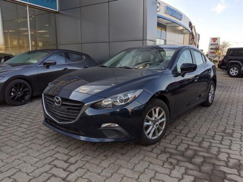 Pre-Owned 2016 Mazda3 GS 6sp