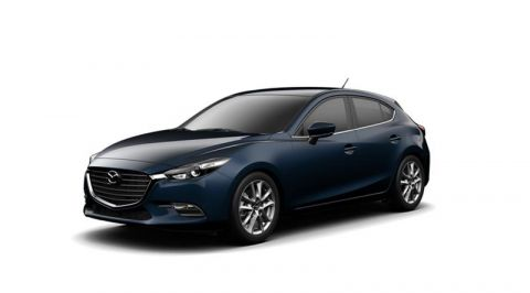 New 2018 Mazda3 Sport GS at