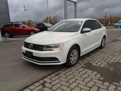 Pre-Owned 2017 Volkswagen Jetta Trendline plus 1.4T 5sp