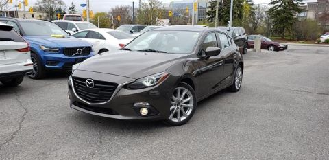 Pre-Owned 2014 Mazda3 Sport GT-SKY at