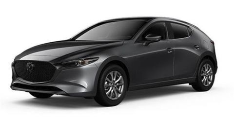 New 2020 Mazda3 Sport GS 6sp