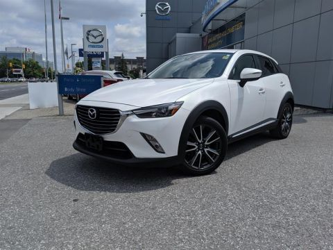 Pre-Owned 2016 Mazda CX-3 GT AWD at