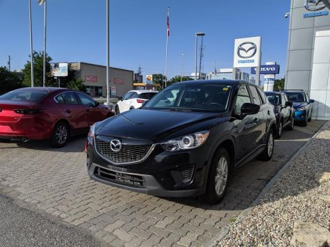 Pre-Owned 2014 Mazda CX-5 GX FWD at