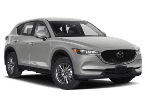 New 2019 Mazda CX-5 GS FWD at